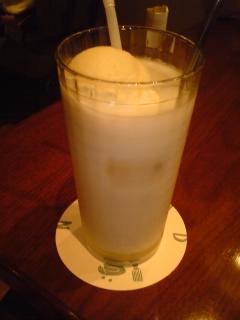 ホワイトクリームソーダ