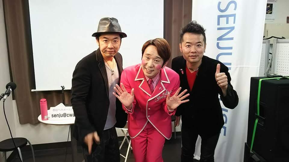 2/22放送のチョメチョメ倶楽部・ア―カイブを公開!