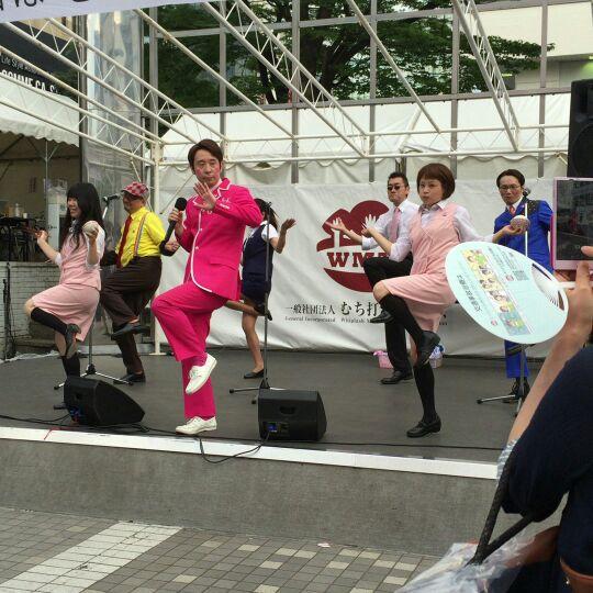 新宿アルタ前ライブリポ―ト