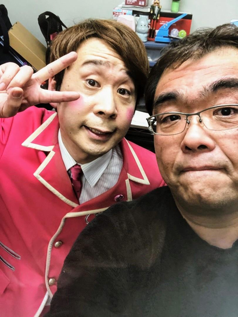 3/15(金)にチョメ吉がラジオゲスト出演!